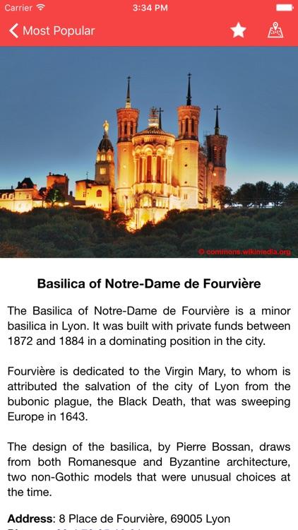 Lyon City Guide screenshot-3