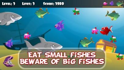 Splashy Hungry Piranha Fish-0