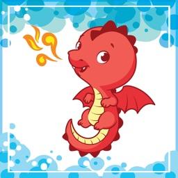 Color Book Kid: Cute Zodiac
