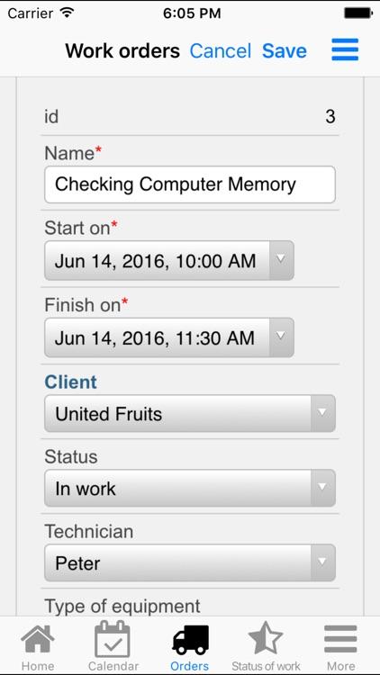 Nano Service Management screenshot-3