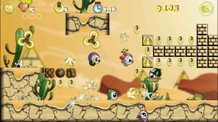 Monko Jumpo - Melon Monkeys Platformer 2in1