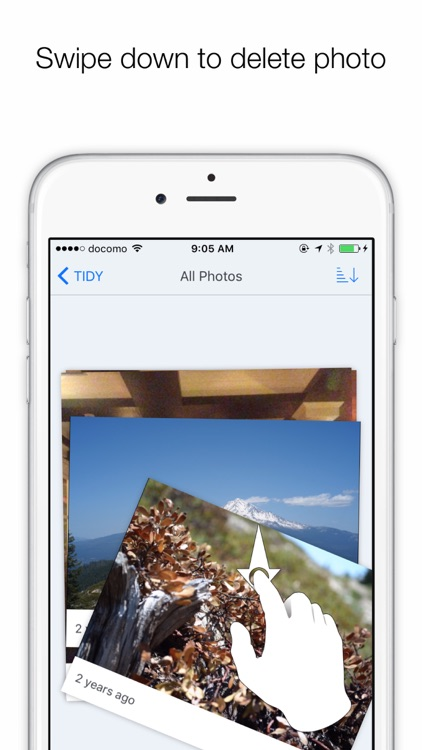 Tidy - Simplest way to clean up your Photo Library