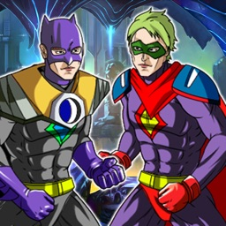 Create Superhero Captain - Dress Up Games For Batman & Superman Edition