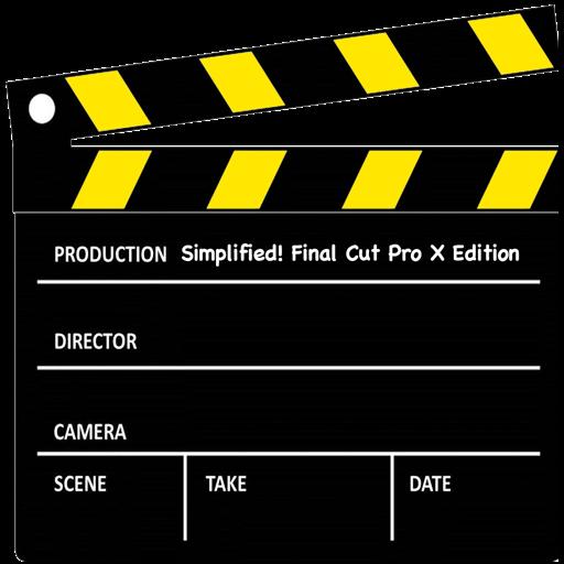 Simplified! Final Cut Pro X Edition