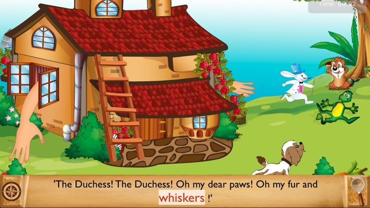 Alice in Wonderland - Hidden Objects for kids screenshot-3