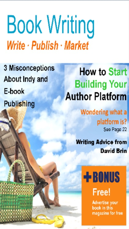 Book Writing Magazine