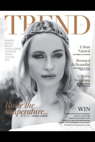 Trend (Magazine) - náhled