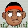 Flappy Hoopers: The Shooting Basketball Players - iPhoneアプリ