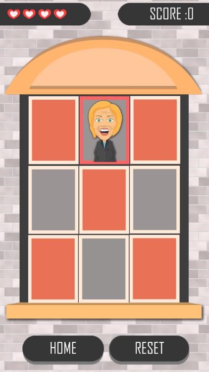 Never Hillary Clinton screenshot-3