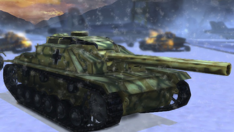 Clash of Tanks Tropical Island Warfare First Person Missile Shooter Games screenshot-0