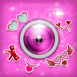 Love Stickers Photo Editor: Decorate your photos with amazing picture stickers