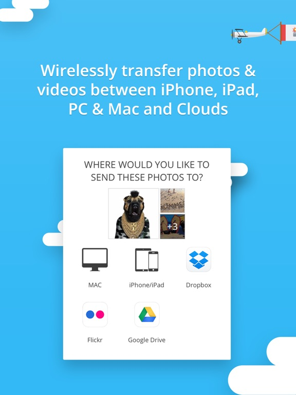 Photo Transfer 3 0 wifi - share and backup your photos and videos | App  Price Drops