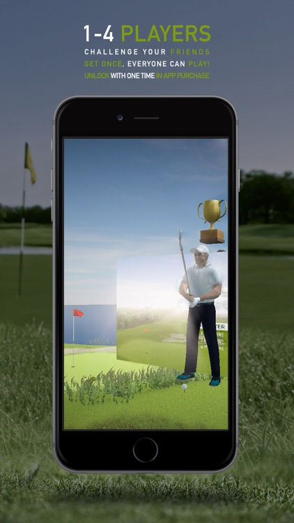 Free Golf Game - Masters Pro Tour screenshot-2