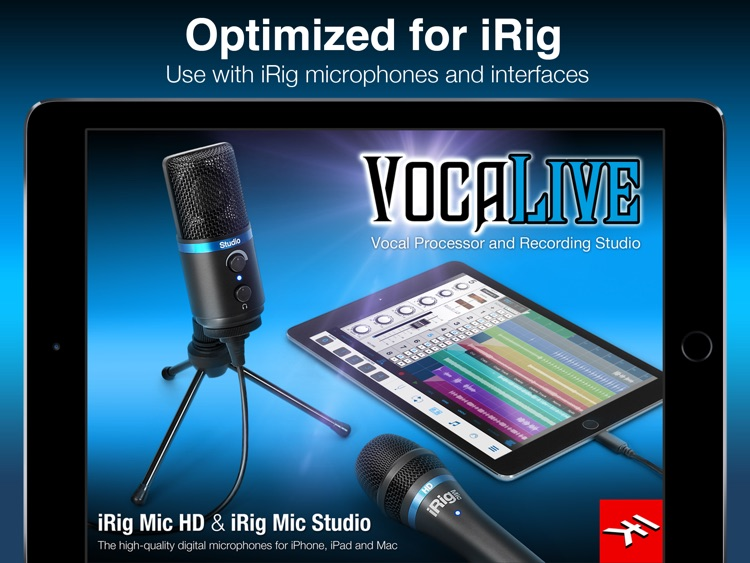 VocaLive CS for iPad screenshot-4