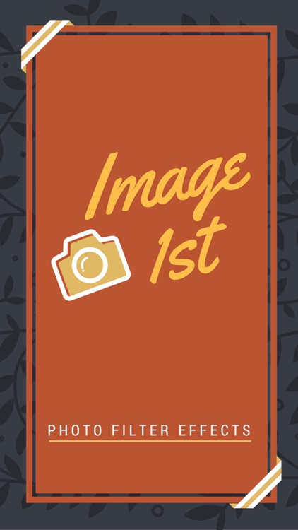 Image 1st - Photo Editing