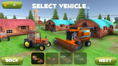Forage Harvester Agriculture screenshot four