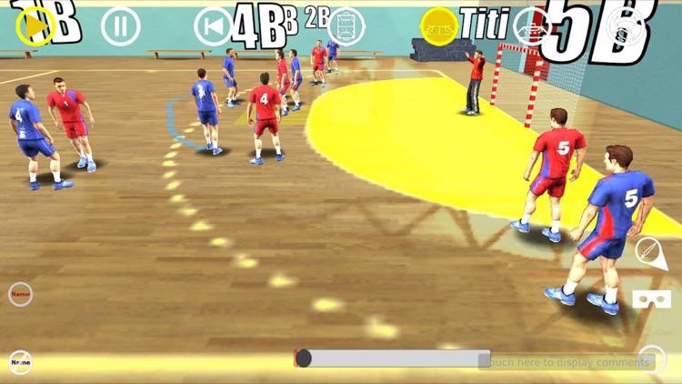 Handball 3D Tactics 2 screenshot-3