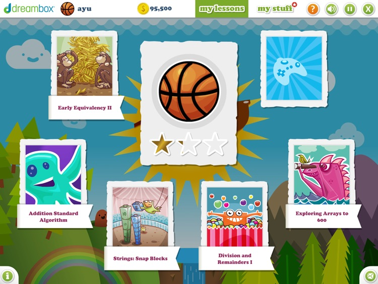 DreamBox Learning Math - Game Review