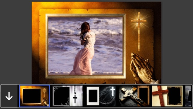 Christian Photo Frame - God Picture Frames & Photo Editor on the App ...