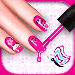 Cute Nail Art Makeover Salon – Manicure Game Spa With Beautiful Girly Designs