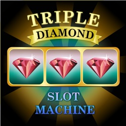 Triple Diamond - Slot Machine Free