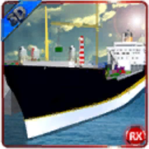Cargo Ship Crane Simulator