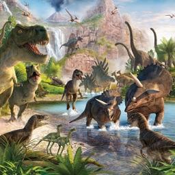 Dinosaur 3D Simulator