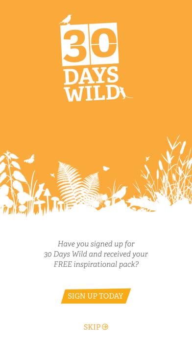 30 Days Wild screenshot one