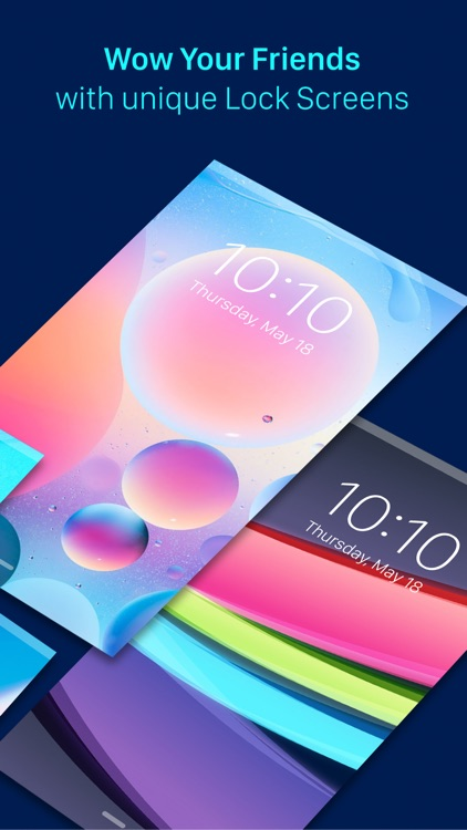 Neon Wallpapers ™ - Colorful & vibrant backgrounds screenshot-4