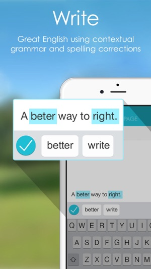 Page Grammar Spell Checker On The App Store Screenshots