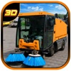 Sweeper Truck Simulator 2016