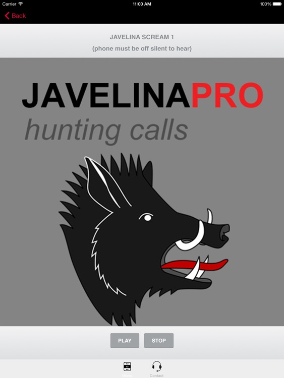 REAL Javelina Calls & Javelina Sounds to use as Hunting Calls (ad free-) - BLUETOOTH COMPATIBLE HD