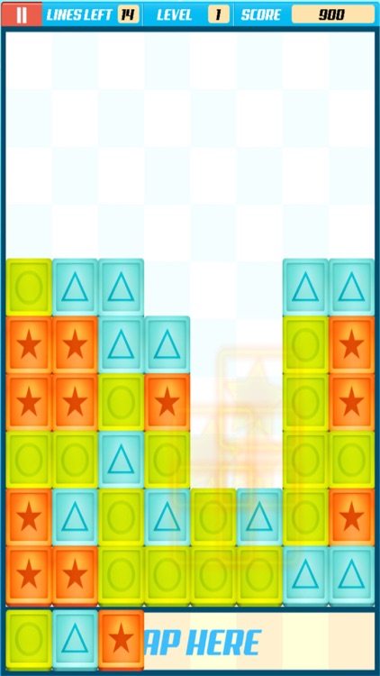 Blast The Blocks Match 3 Puzzle