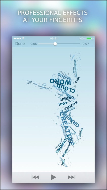 Word Dance screenshot-3