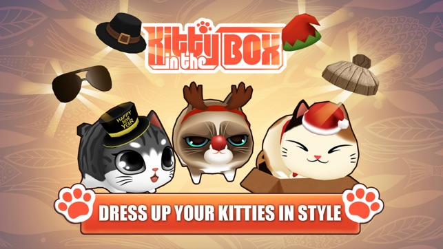 Kitty in the Box on the App Store