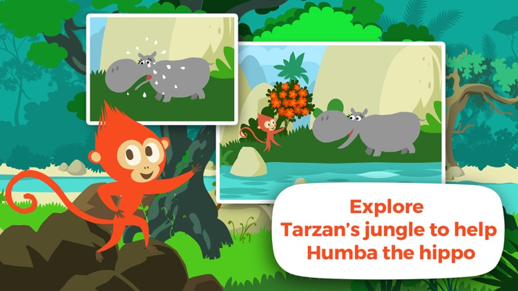 Tarzan - The Quest of Monkey Max