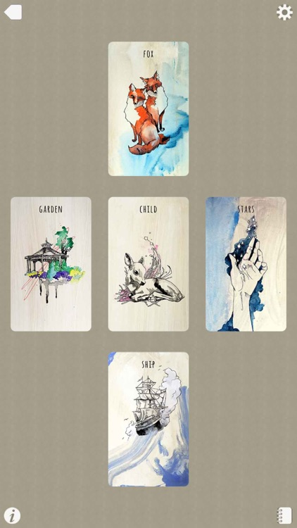 Scrying Ink Lenormand screenshot-4