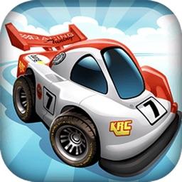 极速飞车4D:免费极限啪啪急转弯飞车单机游戏