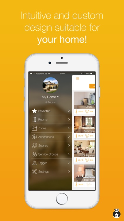 Smart Homie for HomeKit