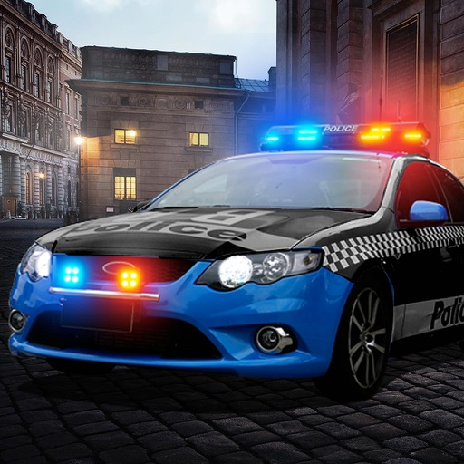 Chase Speed Simulator - Xtreme Racing Police icon