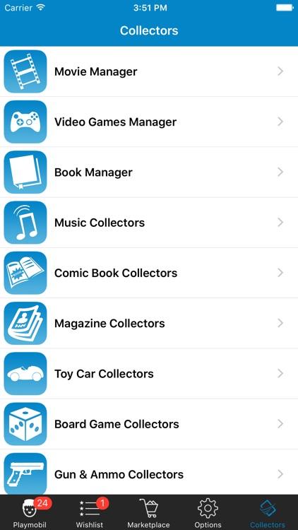 Playmobil Database Sets Organize Manage Inventory screenshot-4