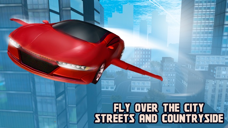 Super Car Flight Simulator 3D