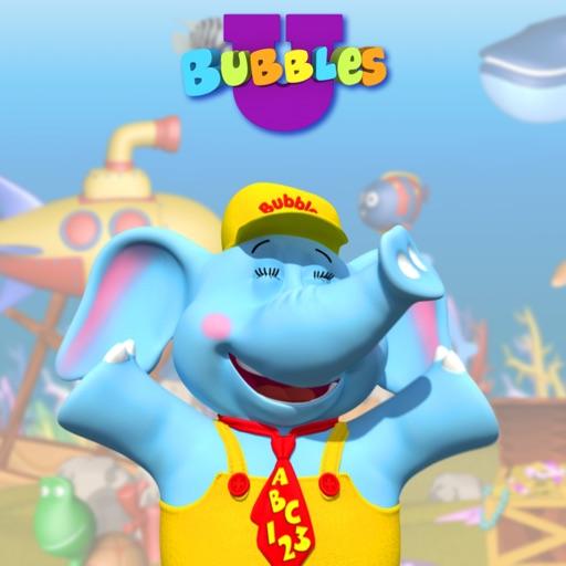 Bubbles U: Build a Coral Reef iOS App