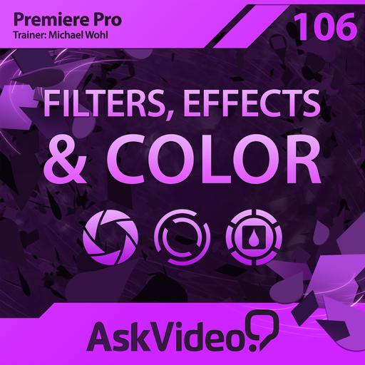 FX & Color Course For Premiere