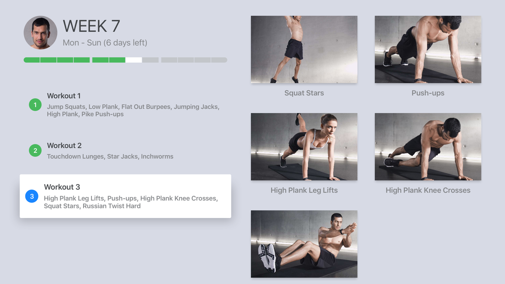 Runtastic Results: Strength & Fitness Workout screenshot 16