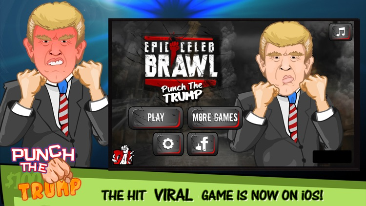 Punch The Trump - Presidential Brawl