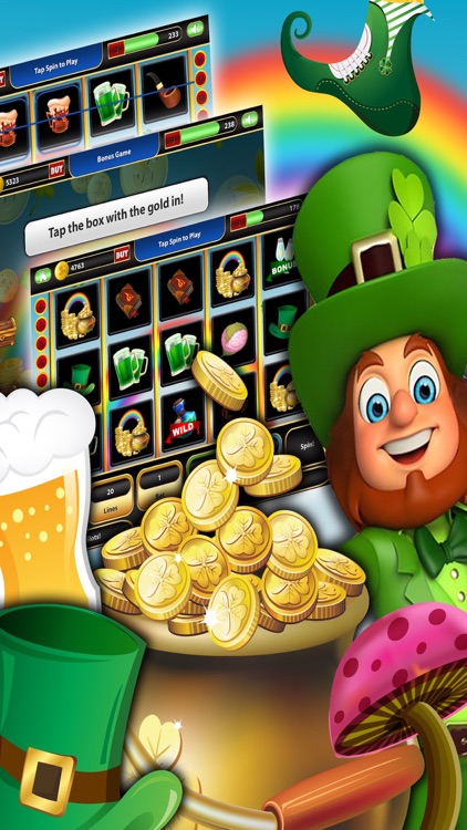 Rainbow Riches Journey - Smash The Ace Joy Slots Machines in Big Titan Tower Casino Free
