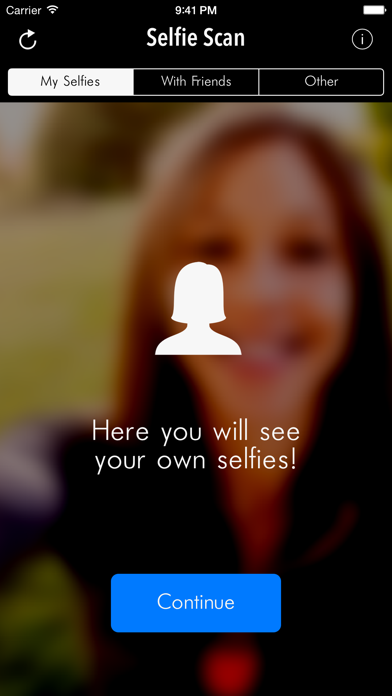 Selfie Scan - Find, Edit and Share Your Selfies Easily!
