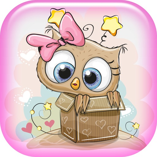 Cute Owl Wallpaper Collection – Lovely Backgrounds for Girls and Custom Lock Screen Maker Free