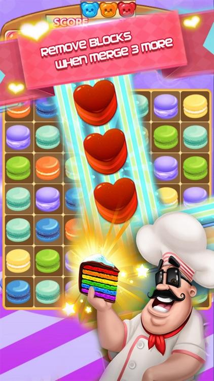 Cookie Cher Star: Cake Shop